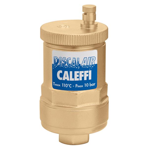 Caleffi DISCALAIR® - padidnto našumo automatinis nuorintojas