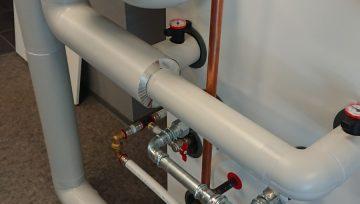 Armacell Armalok® poliuretano izoliacija su PVC danga