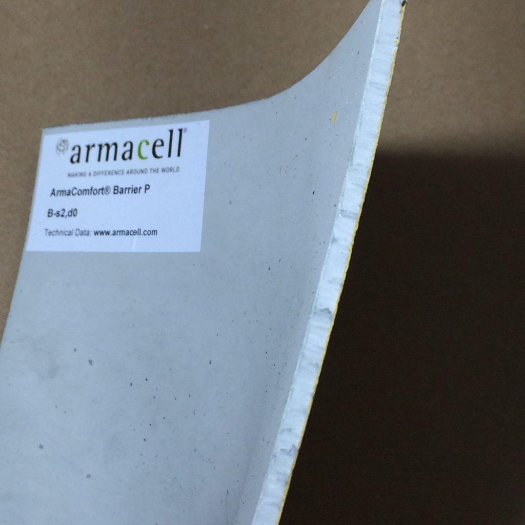 ArmaComfort® Barrier P - dažoma garso izoliacija