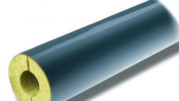 Akmens vatos kevalai su armuota aliuminio folijos ir PVC danga Steinwool®