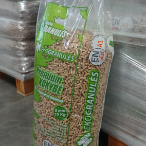 Medžio granulės