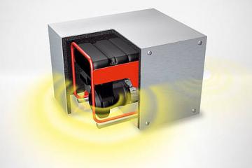 Armaflex ArmaSound RD240 akustinė izoliacija garso ir vibracijos slopinimui įrenginiuose