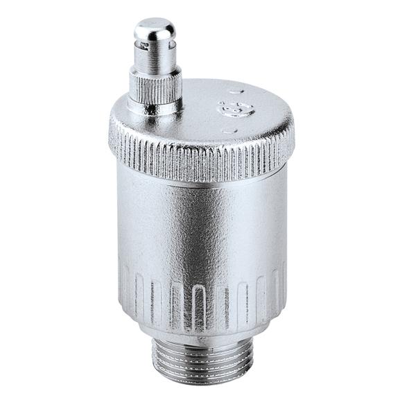 Caleffi MINICAL® - automatinis nuorintojas su apsauginiu higroskopiniu dangteliu